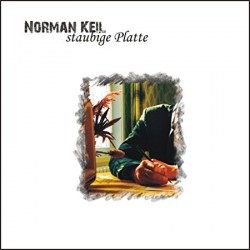 "CD Norman Keil ""Staubige Platte""(handsigniert)"